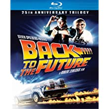 Back to the Future: 25th Anniversary Trilogy [Blu-ray] (1985)