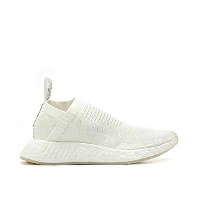 d76e74586 adidas NMD CS2 PK W  Triple White  - BY3018 - Size 8 -  Amazon.co.uk  Shoes    Bags