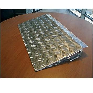 Rampa portátil 70cm ancho x 35cm largo x 8cm alto: Amazon.es ...