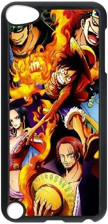 One Piece Anime Wallpaper Ipod Touch 5 Case Black Cell Phone Case Cover Eeecbcaak16351 Amazon Co Uk Electronics