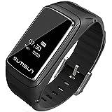 B3 Smart Band Watch 2 in 1 Talkband Bluetooth Smart Bracelet + Bluetooth Headset Wristbands for