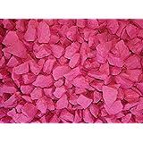 RockinRoyal Hot Pink 20kg decorative garden stone