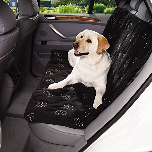 cruising companion pawprint car seat covers polyester covers that protect cars from dog. Black Bedroom Furniture Sets. Home Design Ideas