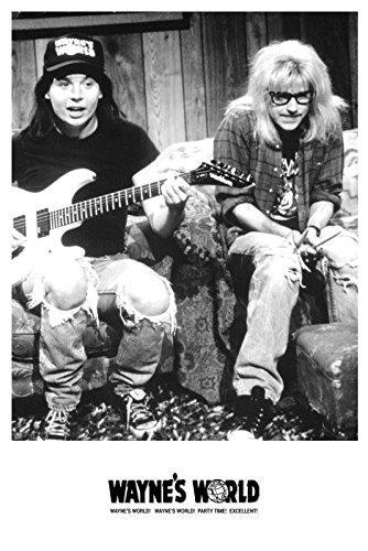 Poster Wayne's World, 24in x 36in