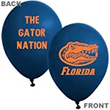 NCAA Florida Gators Royal Blue 10-Pack 11