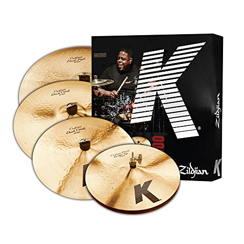 Zildjian K Custom Dark Cymbal Set (Box Sets Zildjian)