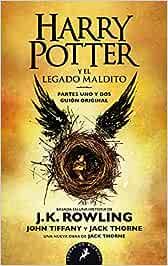 Harry Potter y el legado maldito Harry Potter 8 : Partes