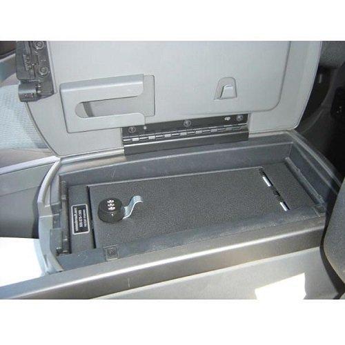 Console Safe Nissan Titan Full Floor Console 2004-2013