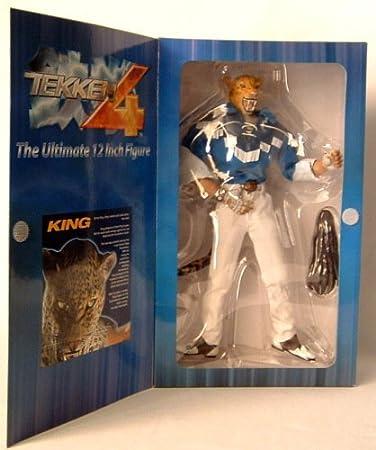 Amazon Com Tekken 4 Series 1 12 Figure King Toys Games