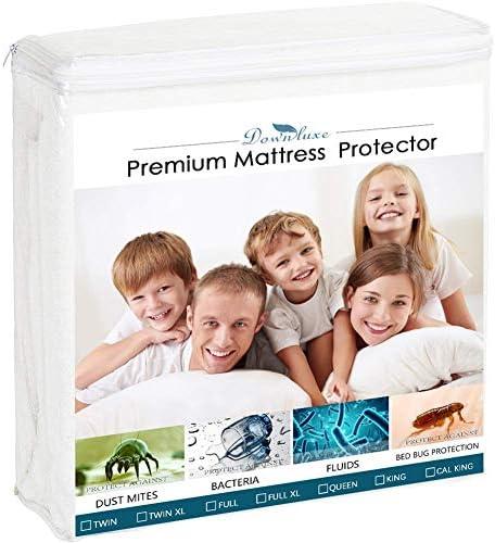 downluxe Hypoallergenic Waterproof Mattress Protector product image
