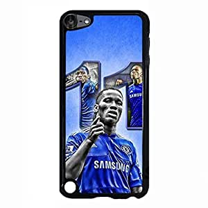 Training efforts DIDIER DROGBA Phone Case Ipod Touch 5th Generation DIDIER DROGBA Sexy muscle