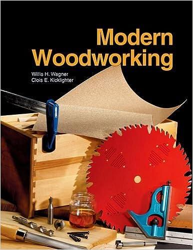 Modern Woodworking: Willis H. Wagner, Clois E. Kicklighter Ed. D ...