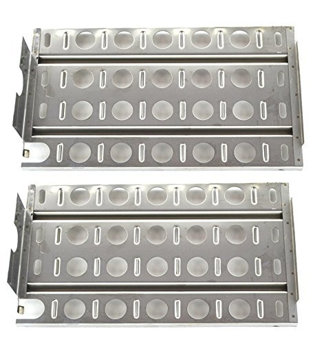 - 2 PACK Replacement Stainless Steel Briquette Tray/Heat Shield for Lynx L27, 36, 48, L30APSFR, LBQ27RE, L54R, L30F, LBQ27FR Gas Grill Models