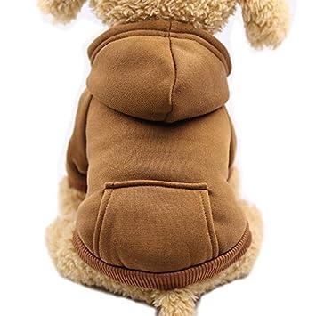 Amazon.com: Disfraz de perro – Perro con capucha ropa para ...