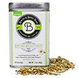 Birds & Bees Teas – Easy Naps & Calm Nights – Relaxes and Promotes Sleep! A Delicious & Organic Tea Blend, 100% Satisfaction Guaranteed! Best for Pregnant and Breastfeeding Mothers, and Their Families