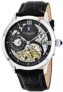 Stuhrling Original Men's 571.33151 Special Reserve 571 Analog Automatic Black Watch