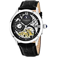 Men's 571.33151 Special Reserve 571 Analog Automatic Black Watch