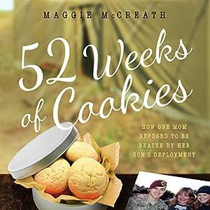 52 Weeks of Cookies Audiobook