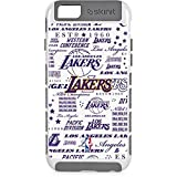 NBA Los Angeles Lakers iPhone 6 Cargo Case - LA Lakers Historic Blast Cargo Case For Your iPhone 6
