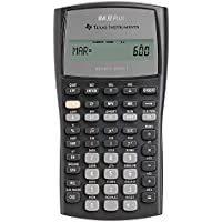 Texas Instruments BAIIPlus Financial Calculator, 10-Digit LCD-- by BND 33317071784 BAIIPLUS