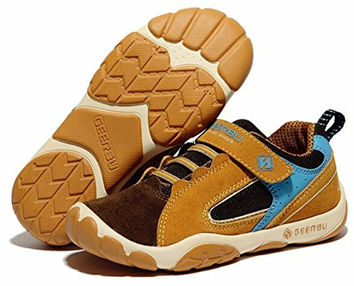 Sport Brown Sneakers WUIWUIYU b Shoes Boy's Running Outdoor Casual Rwqwa7xpE