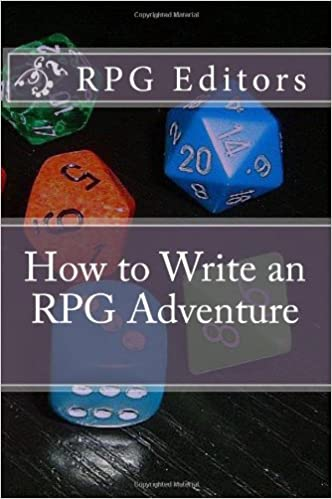 How to write a rpg