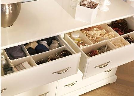 1 x contenitore ikea, skubb organizer per cassetti, confezione da ...
