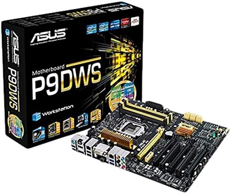 ASUS P9D WS Intel C226 Socket H3 (LGA 1150) ATX Placa Base para ...