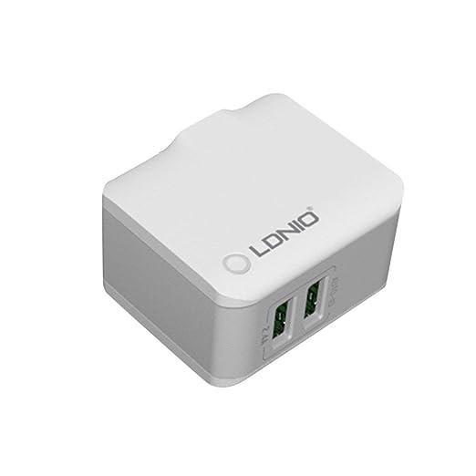 A2203 Cargador rápido USB dual Cargador de carga rápida ...
