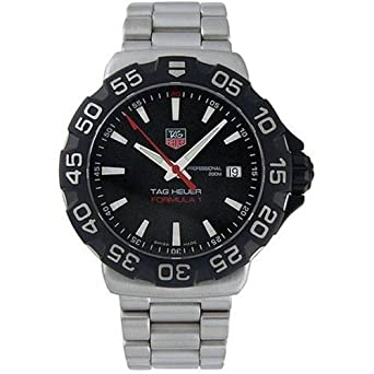 b0634a2b22d6 Image Unavailable. Image not available for. Color  TAG Heuer Men s  WAH1110.BA0850 Formula 1 Professional Watch