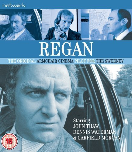Dennis Waterman - Regan Original Sweeney Pilot Movie (Blu-ray)