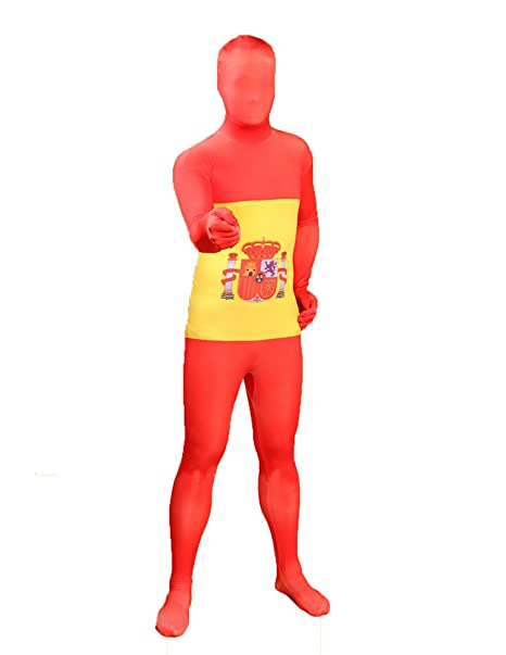 Amazon.com: AltSkin Unisex Full Body Spandex/Lycra Suit ...