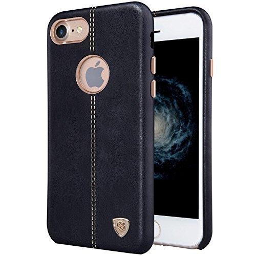 Nillkin ENGLON Leder Schutzhülle für Samsung Galaxy Note 7–Schwarz