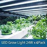 Barrina LED Grow Light 2FT, 96W