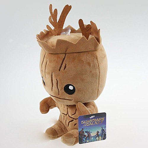 Amazon.com: Brinquedos Marvel Peluches Anime Superhero Guardians of the Galaxy 20cm Groot Plush Toys Dolls With Original Tag Free shipping: Baby