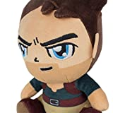 Uncharted 4 A Thiefs End Nathan Drake Stubbins Plush Doll, Multi-colour Ge3447