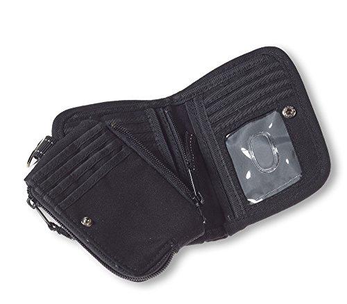KAVU Women's Zippy Wallet Black, One Size