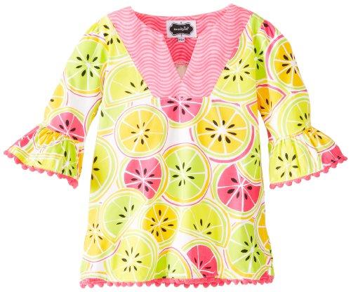 Mud Pie Baby-Girls Newborn Citrus Cover Up, Multi, 9-12 Months (Mud Pie Citrus compare prices)