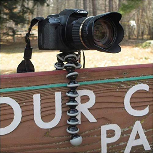 R4Tech DSLR and Mirrorless Octopus Large Gorilla Tripod Up to 2 Kg + Smartphone Grip