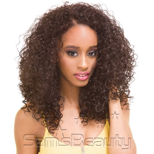 Janet Wig - Janet Collection Synthetic Hair U Part Wig Retro Glam&Vibe U Type 3A Whirly Wig (1)