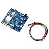 Mcbazel Arcade Game VGA RBGS RGBSHV To HDMI Game Video Output Converter Board with Cable