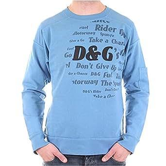 D&G Dolce&Gabbana long sleeve sweatshirt. DGM1115, M