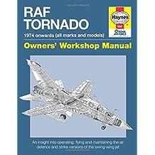 RAF Tornado: 1974 onwards (all makes and models)