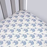 Magnolia-Organics-Elephant-Crib-Sheet-Bassinet-Sky