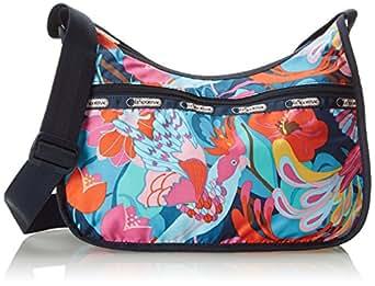 LeSportsac Classic Hobo Handbag,Boca Chica Bright,One Size