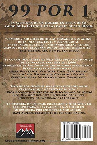 99 Por 1 Spanish Edition Will Cravens 9781980259084 Amazon Books