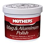 Mothers Mag & Aluminium Polish 5oz