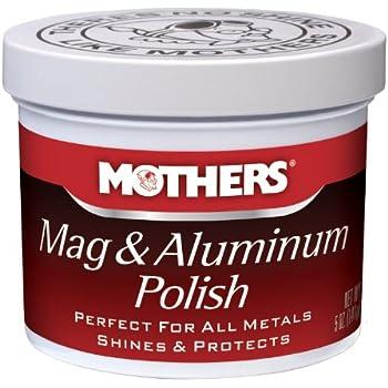 Mothers 05100 Mag & Aluminum Polish - 5 oz.