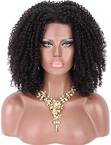 Best Touch Of Nature Costume Wigs - Kalyss 14 Inches Short Kinky Afro