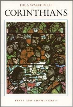 Book Navarre Bible: Saint Paul's Letters to the Corinthians (Navarre Bible: New Testament) (1998-01-01)